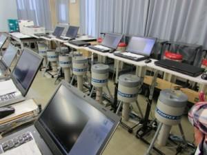 放射能検査センター2
